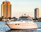 42 ft. Sea Ray Boats Sundancer Cruiser Boat Rental Miami Image 1