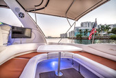 42 ft. Sea Ray Boats Sundancer Cruiser Boat Rental Miami Image 11