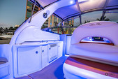 42 ft. Sea Ray Boats Sundancer Cruiser Boat Rental Miami Image 13