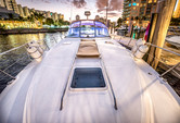 42 ft. Sea Ray Boats Sundancer Cruiser Boat Rental Miami Image 4