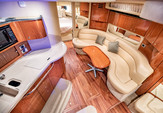 42 ft. Sea Ray Boats Sundancer Cruiser Boat Rental Miami Image 19