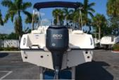 21 ft. Sea Hunt Boats 21 Dual Console Center Console Boat Rental Sarasota Image 4