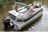 23 ft. Princecraft Sportfisher 23 Pontoon Boat Rental Sarasota Image 2