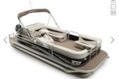 23 ft. Princecraft Sportfisher 23 Pontoon Boat Rental Sarasota Image 3