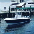28 ft. Contender Boats 28 Sport Center Console Boat Rental West Palm Beach  Image 2