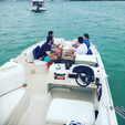 26 ft. Bayliner 2659 Rendezvous Bow Rider Boat Rental Miami Image 42