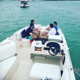 26 ft. Bayliner 2659 Rendezvous Bow Rider Boat Rental Miami Image 41