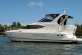 48 ft. Cruisers Yachts 4600 Motor Yacht Boat Rental Miami Image 1