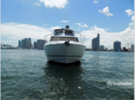 48 ft. Cruisers Yachts 4600 Motor Yacht Boat Rental Miami Image 4