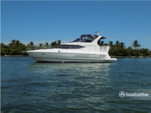 48 ft. Cruisers Yachts 4600 Motor Yacht Boat Rental Miami Image 5