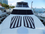 48 ft. Cruisers Yachts 4600 Motor Yacht Boat Rental Miami Image 14