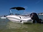 20 ft. Bayliner VR5 BR  Bow Rider Boat Rental Miami Image 2