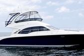 55 ft. Sea Ray Boats 500 Sundancer (Zeus Drive) Cruiser Boat Rental Miami Image 3