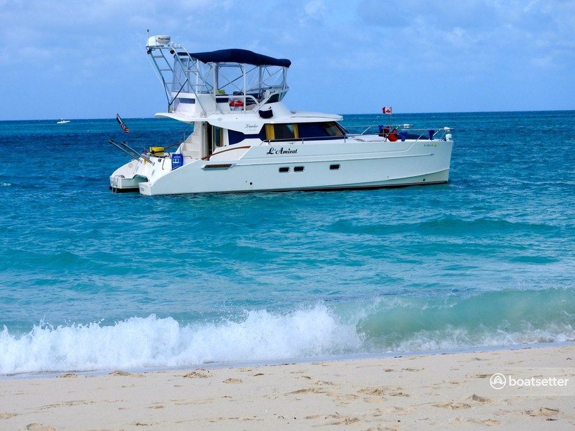 Rent a Fountaine Pajot  catamaran in Fort Lauderdale, FL near me