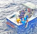 31 ft. Bertram Yacht 31 Bahia Mar Offshore Sport Fishing Boat Rental Marigot Bay Image 2