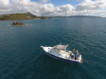 31 ft. Bertram Yacht 31 Bahia Mar Offshore Sport Fishing Boat Rental Marigot Bay Image 4