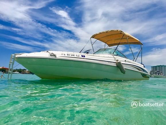 Rent a Sea Ray Boats cruiser in North Miami, FL near me