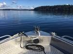 22 ft. Northwest Boats 208 Seastar Aluminum Fishing Boat Rental New York Image 6
