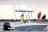 18 ft. Bayliner Center Console Center Console Boat Rental Sarasota Image 1