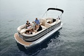 23 ft. Vectra Pontoon Cruiser Boat Rental Austin Image 1