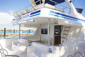42 ft. Africat 420 Catamaran Boat Rental Leeward Settlement Image 5