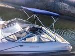 18 ft. Four Winns Boats Horizon RX  Bow Rider Boat Rental Los Angeles Image 4