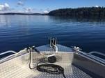 20 ft. NORTHWEST BOATS 208 Seastar Aluminum Fishing Boat Rental Seattle-Puget Sound Image 4