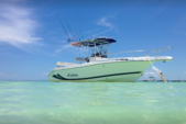 24 ft. Cobia Boats 234 CC w/Z250 Yamaha Center Console Boat Rental The Keys Image 5