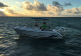 24 ft. Cobia Boats 234 CC w/Z250 Yamaha Center Console Boat Rental The Keys Image 6
