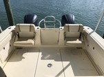 29 ft. World Cat Boats 295DC Dual Console w/2-250HP Dual Console Boat Rental Tampa Image 7