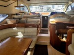 60 ft. Ferretti Flybridge Motor Yacht Boat Rental Miami Image 10