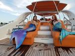 64 ft. Cantieri Opera Sport Yacht Motor Yacht Boat Rental Miami Image 5