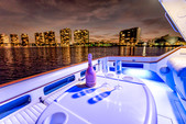 36 ft. Sea Ray Boats Express Cruiser 36' Cruiser Boat Rental Miami Image 4