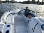 24 ft. Hurricane Boats FD 232 Bow Rider Boat Rental Miami Image 4