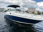 27 ft. Sea Ray Boats 270 Sundeck Bow Rider Boat Rental Miami Image 2