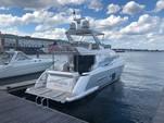 50 ft. Azimut Yachts 50 Flybridge Flybridge Boat Rental Boston Image 3