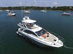50 ft. Azimut Yachts 50 Flybridge Flybridge Boat Rental Boston Image 2
