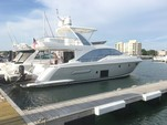 50 ft. Azimut Yachts 50 Flybridge Flybridge Boat Rental Boston Image 20
