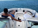 24 ft. Hurricane Boats SD 2400 Deck Boat Boat Rental Tampa Image 39