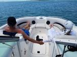 24 ft. Hurricane Boats SD 2400 Deck Boat Boat Rental Tampa Image 38