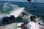 24 ft. Hurricane Boats SD 2400 Deck Boat Boat Rental Tampa Image 10