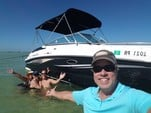 24 ft. Hurricane Boats SD 2400 Deck Boat Boat Rental Tampa Image 30