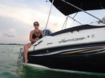 24 ft. Hurricane Boats SD 2400 Deck Boat Boat Rental Tampa Image 36