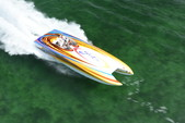 53 ft. Skater - Douglas Marine 46 Race/Pleasure Performance Boat Rental Miami Image 12