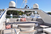 105 ft. Leopard Leopard Cruiser Boat Rental Miami Image 1