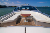 76 ft. Pershing Deep Vee Cruiser Boat Rental Miami Image 7