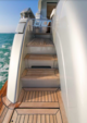 76 ft. Pershing Deep Vee Cruiser Boat Rental Miami Image 11