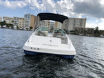 27 ft. Sea Ray Boats 270 Sundeck Bow Rider Boat Rental Miami Image 4