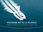 48 ft. Silverton Marine 48 Motor Yacht Cruiser Boat Rental Miami Image 5