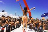 45 ft. Sea Ray Boats 44 Sundancer Express Cruiser Boat Rental Miami Image 4
